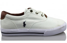 POLO RALPH LAUREN CANVAS BLANCO