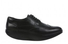 ABITO SCARPE MBT OXFORD WING TIP M BLACK_CALF