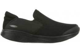 SCARPE SLIP ON MBT MODENA II 702809 BLACK_BLACK
