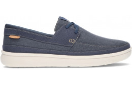 SNEAKERS CLARKS CANTAL IN PIZZO NAVY